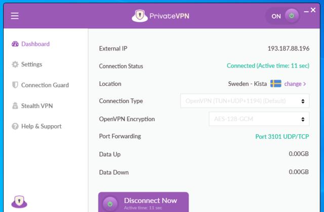 επισκόπηση private vpn