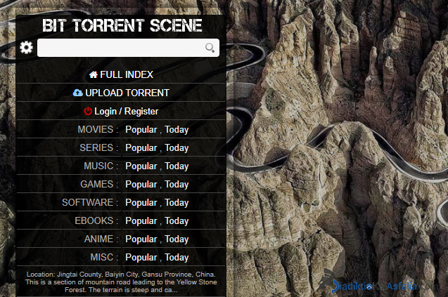 bit torrent scene για λήψη torrents