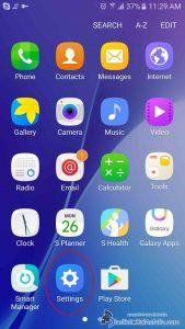 Μη αυτόματη ρύθμιση του VPN για το Android 1