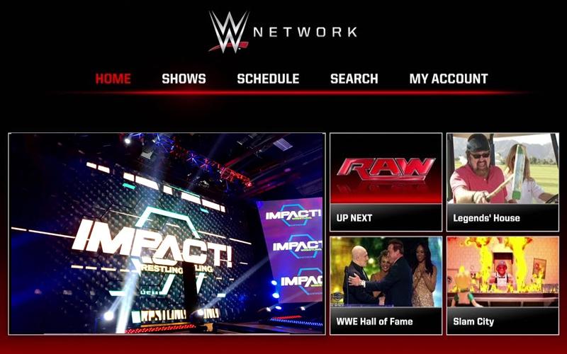Πλήρη πρόσβαση WWE Ελλάδα χωρίς δυσκολίες