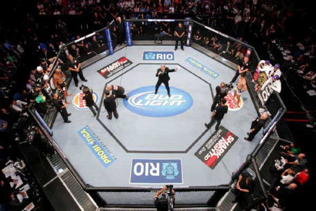 VPN TV μέσω παρακολούθησης με UFC VPN