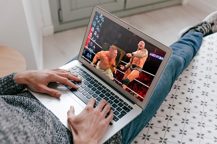 Πως να δείτε WWE RAW Ελλάδα