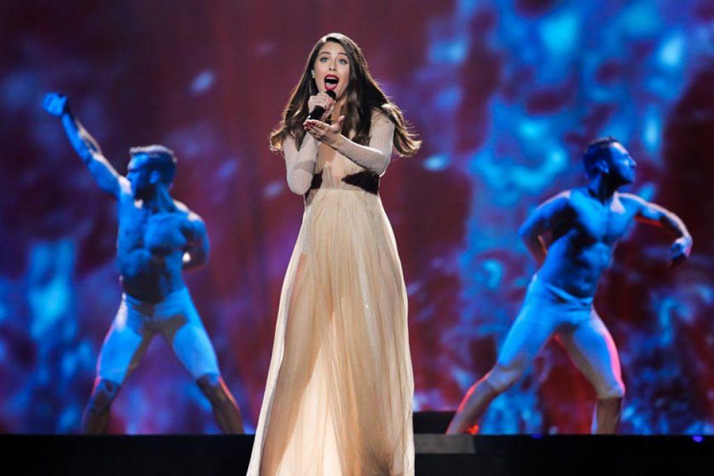 Eurovision ζωντανά