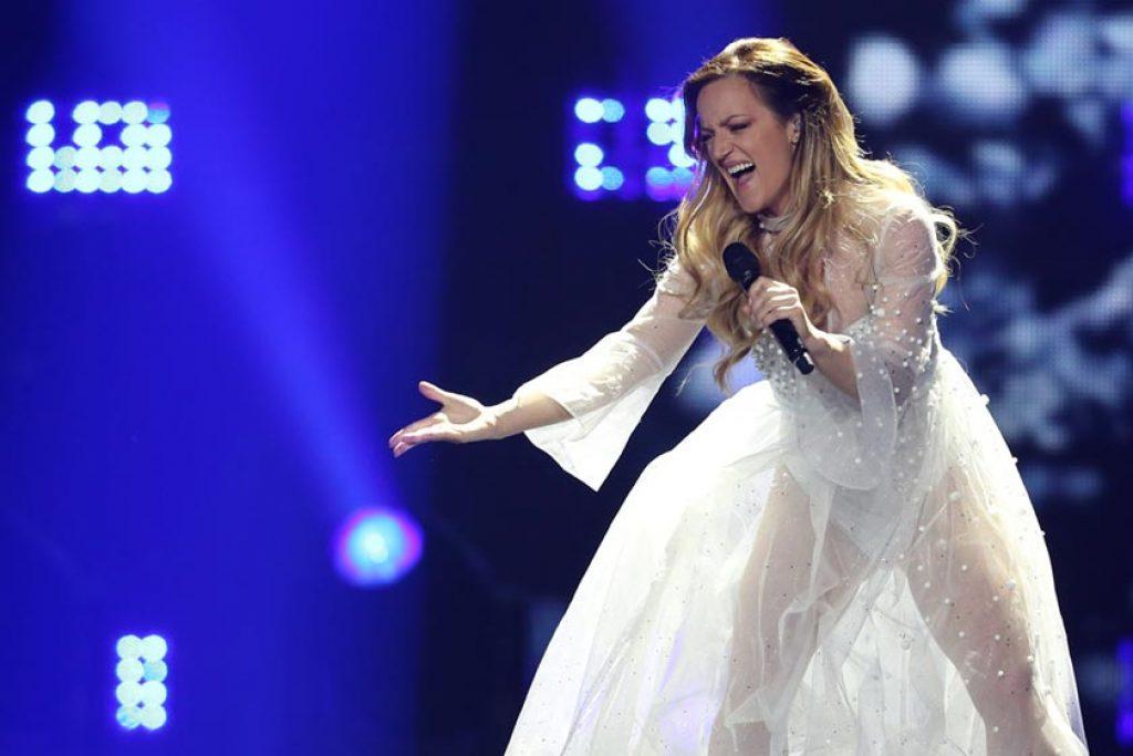 Eurovision ζωντανή μετάδοση