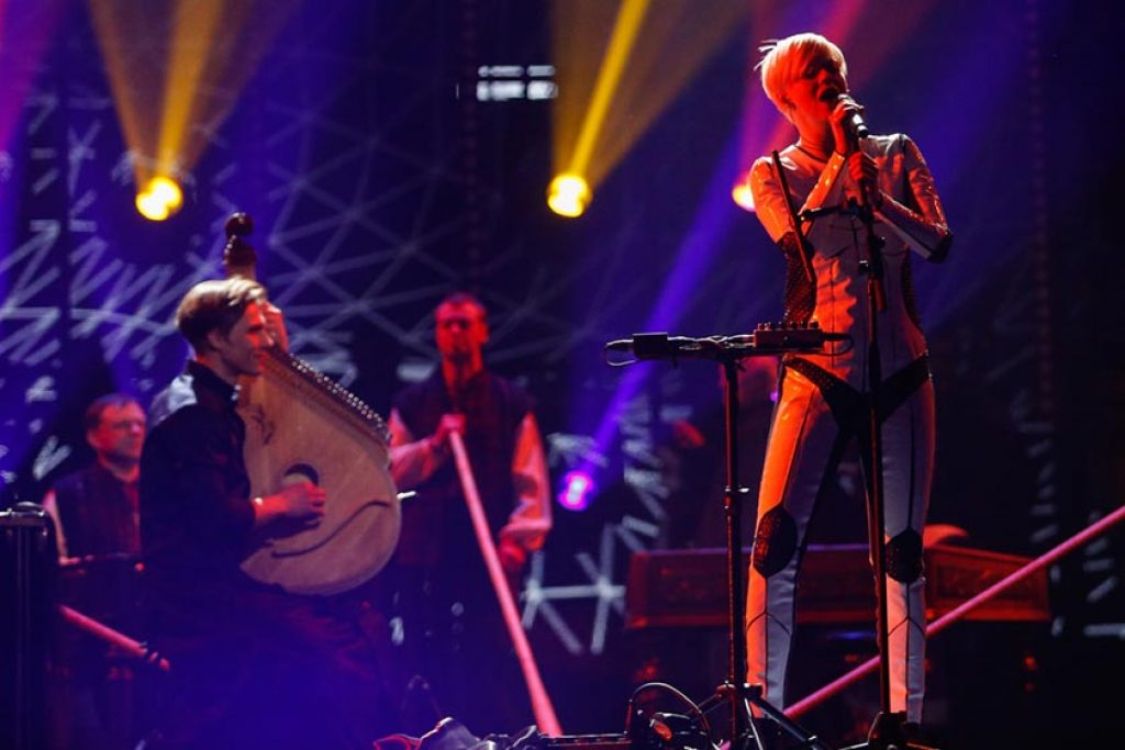 παρακολουθήστε την Eurovision