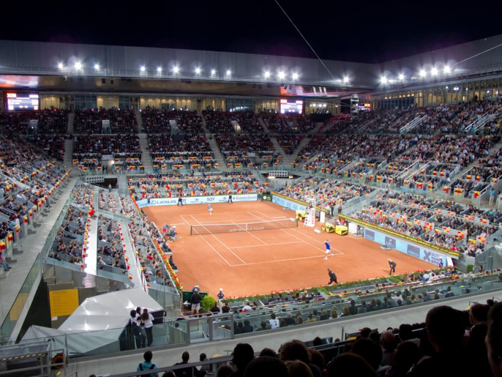 Open Μαδρίτης ζωντανά