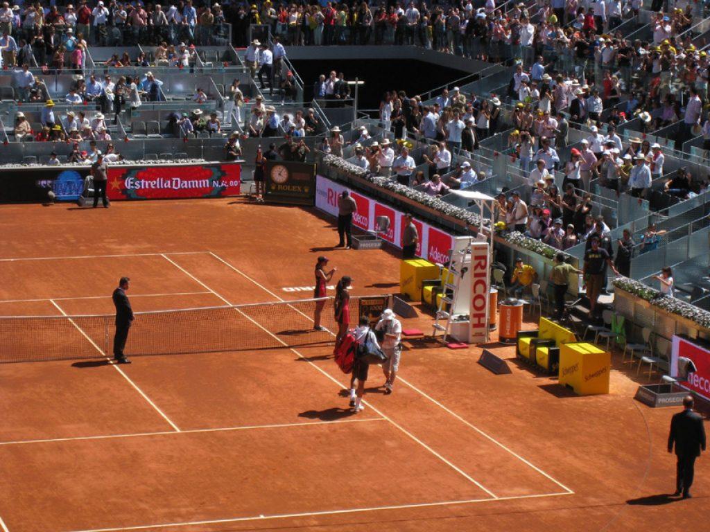 πως να δείτε τον Open Μαδρίτης τελικό