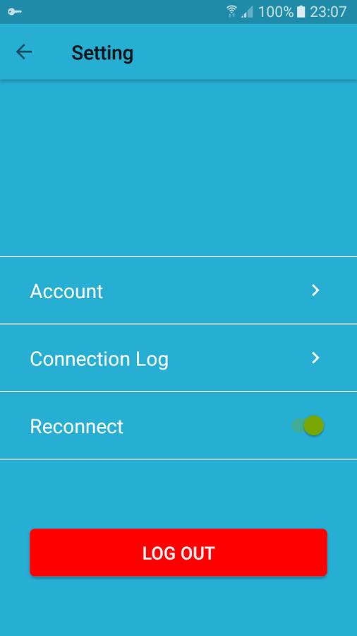 privatevpn android settings